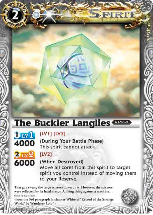 The Buckler Langlies