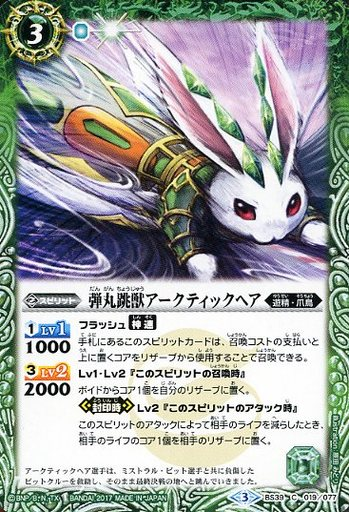 The BulletHoppingBeast Arctic-Hare