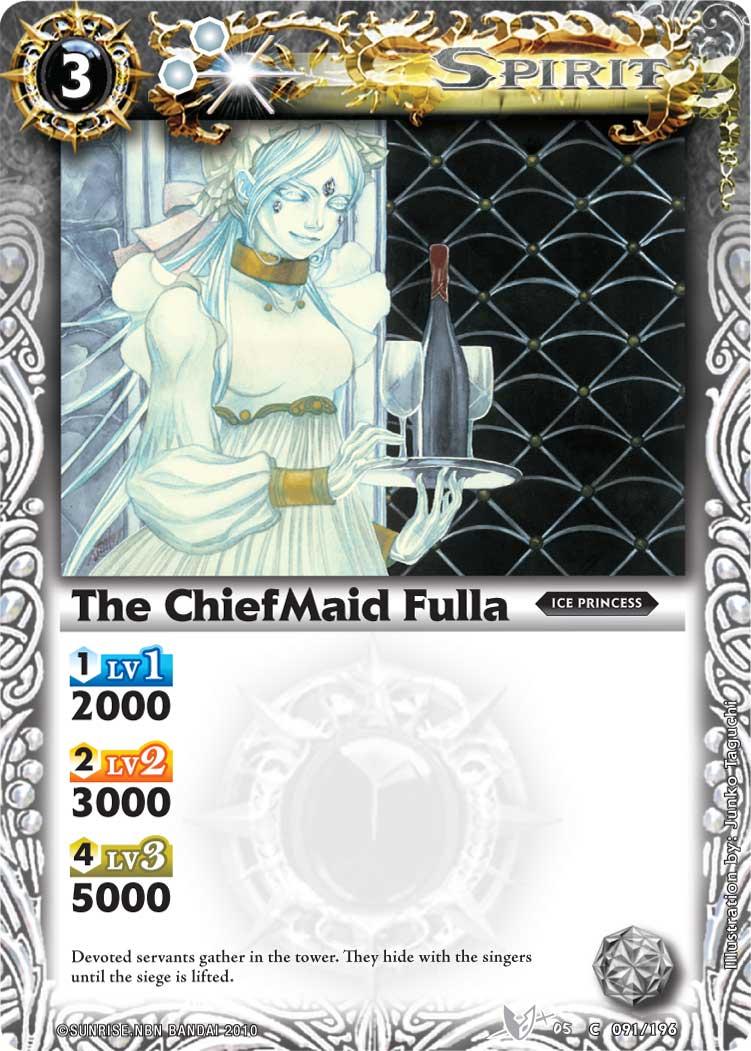 The ChiefMaid Fulla