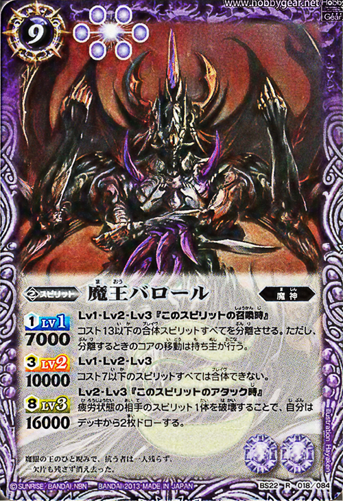 The DemonKing Balor