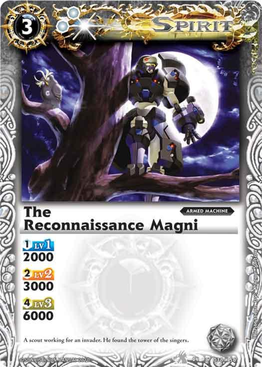The Reconnaissance Magni