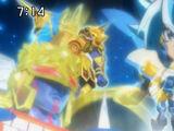 Saikyo Ginga Ultimate Zero Episode 22