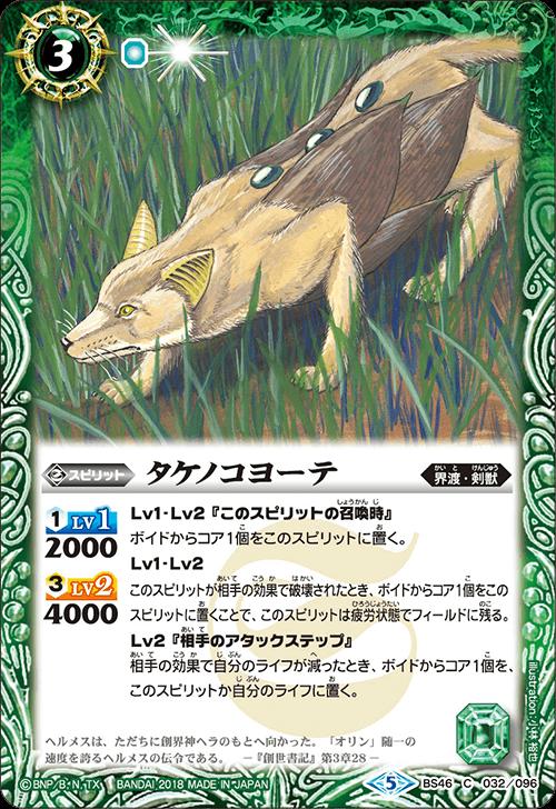Bamboo Coyote
