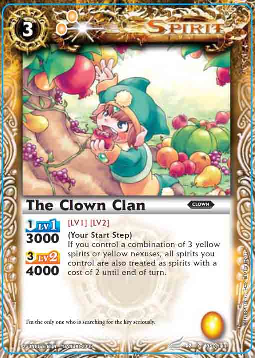 The Clown Clan