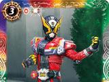 50th Kamen Rider Geiz