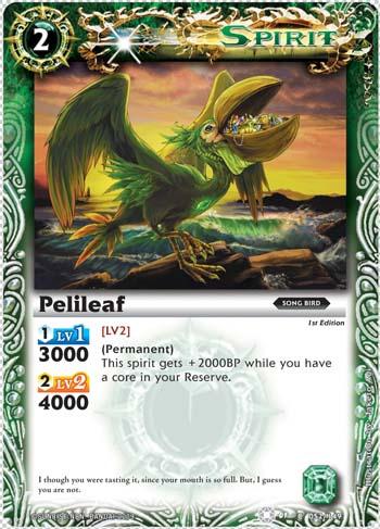Pelileaf