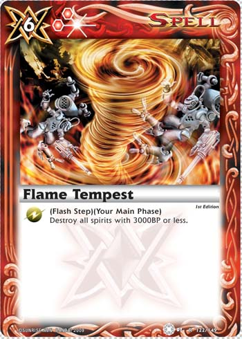 Flame Tempest
