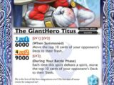 The GiantHero Titus