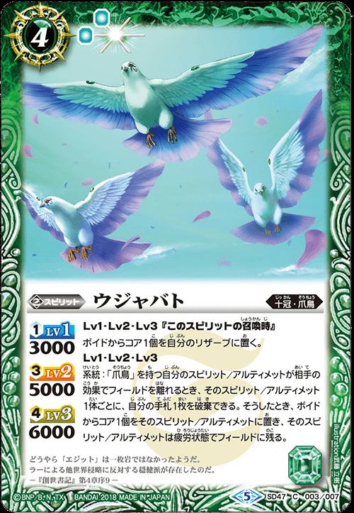 Wadjet Pigeon