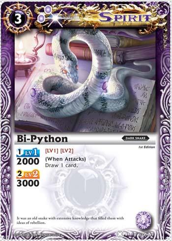 Bi-Python