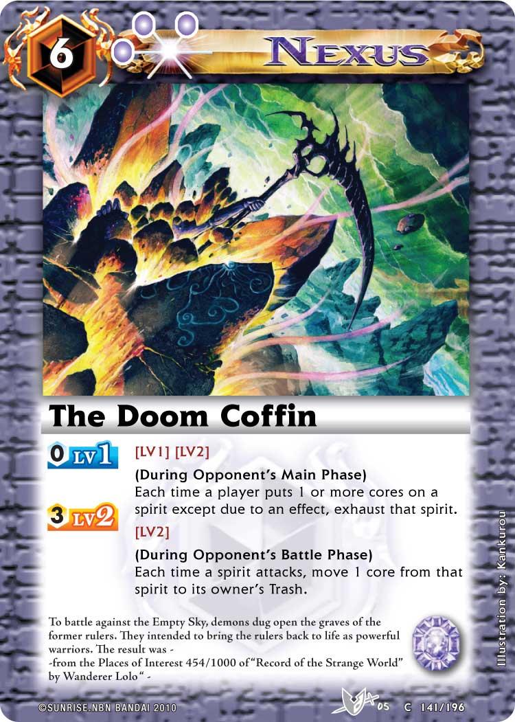 The Doom Coffin
