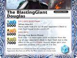 The BlastingGiant Douglas