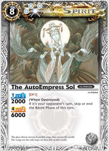 The AutoEmpress Sol