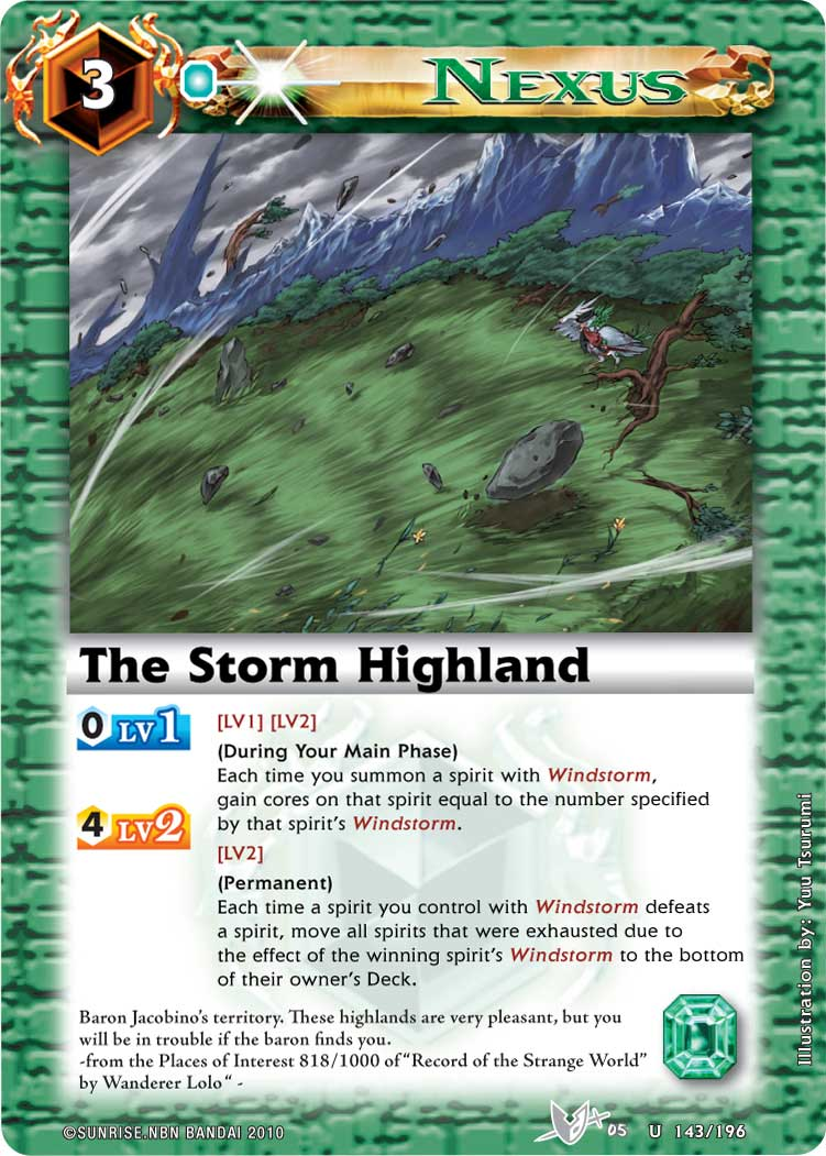 The Storm Highland