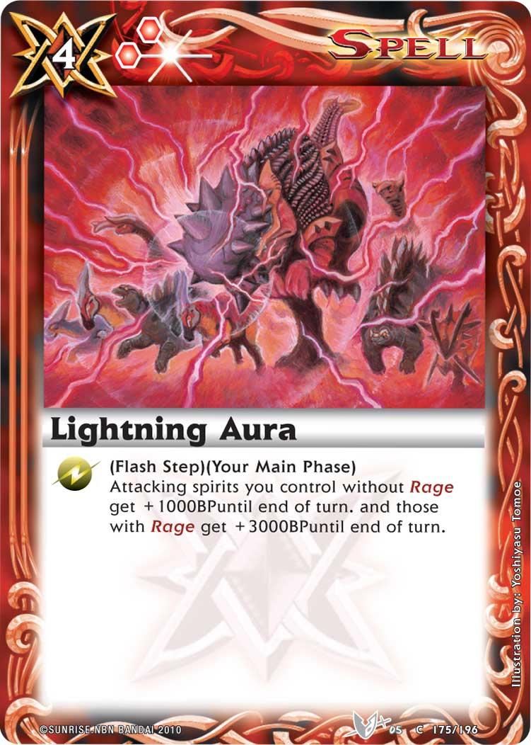 Lightning Aura