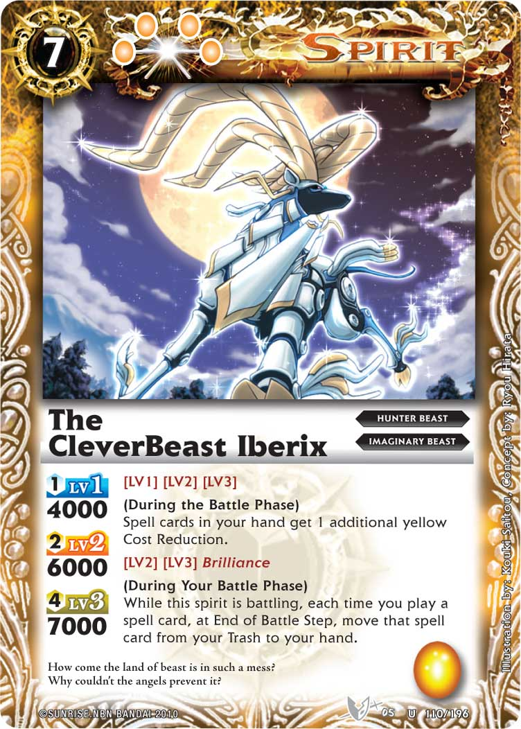 The CleverBeast Iberix