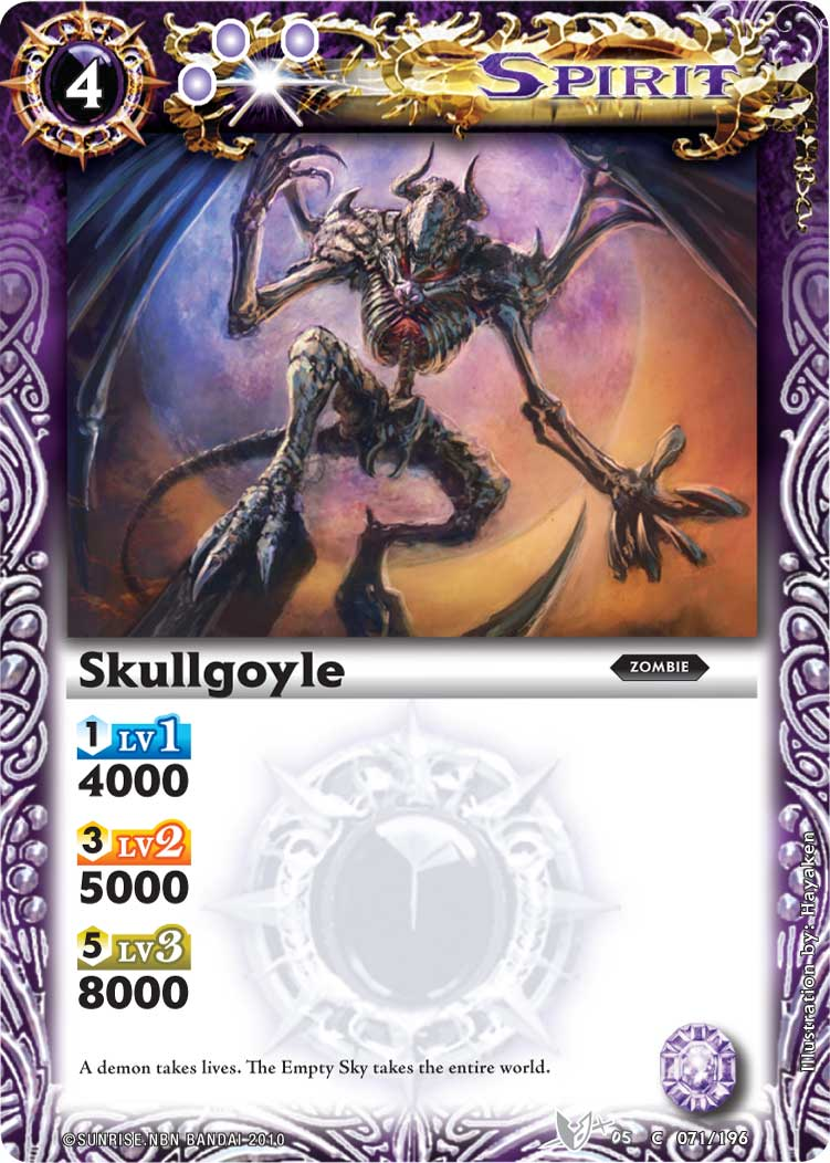 Skullgoyle