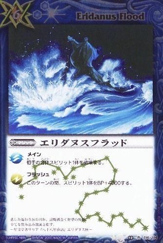 Eridanus Flood