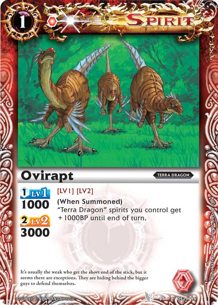 Ovirapt
