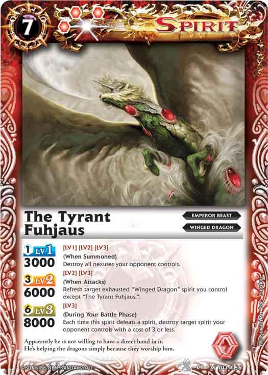 The Tyrant Fuhjaus