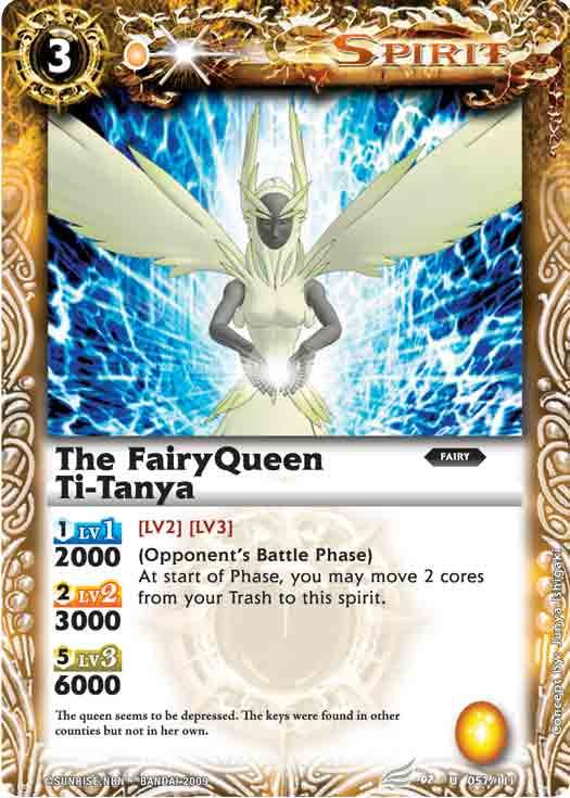 The FairyQueen Ti-Tanya