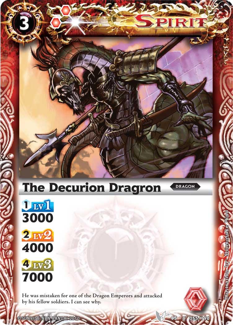 The Decurion Dragron
