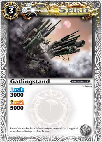 Gatlingstand