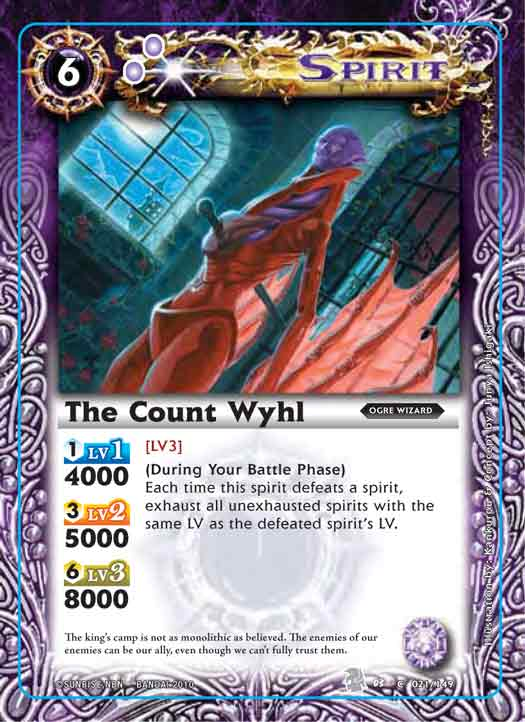 The Count Wyhl