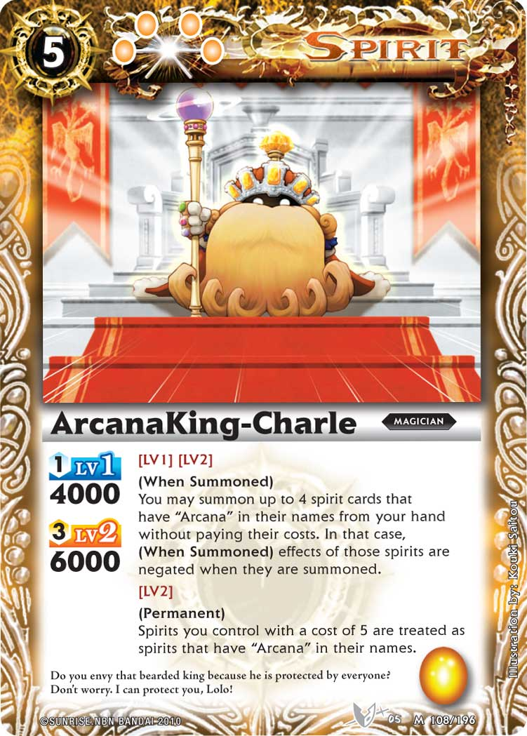 ArcanaKing-Charle