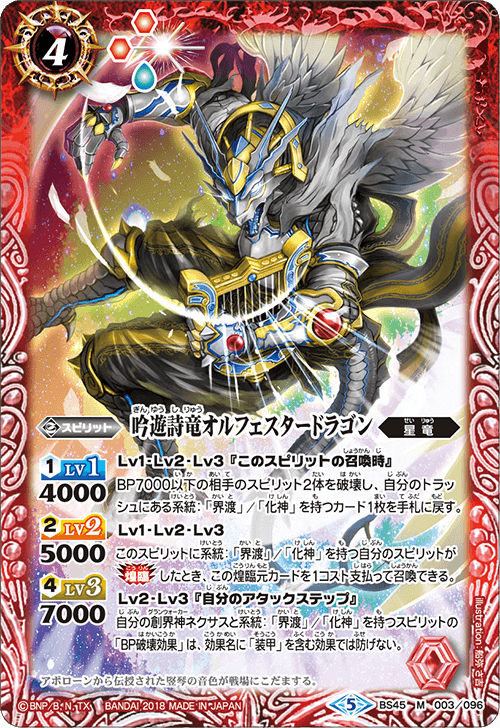 The MinstrelDragon Orphestar Dragon