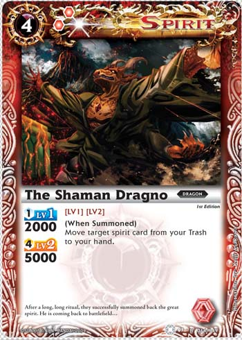 The Shaman Dragno
