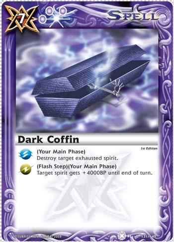 Dark Coffin
