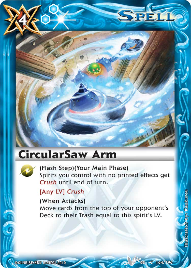 CircularSaw Arm