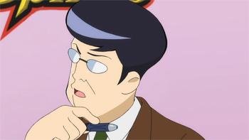 Commentator-san