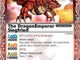 The DragonEmperor Siegfried