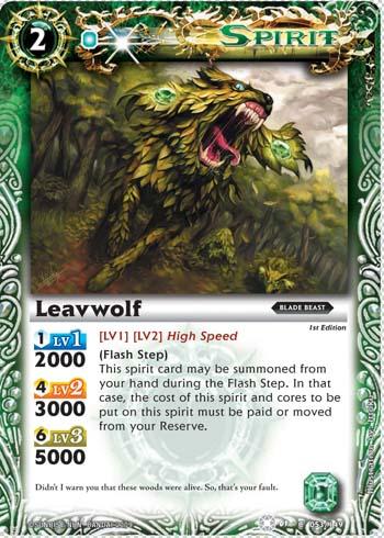 Leavwolf