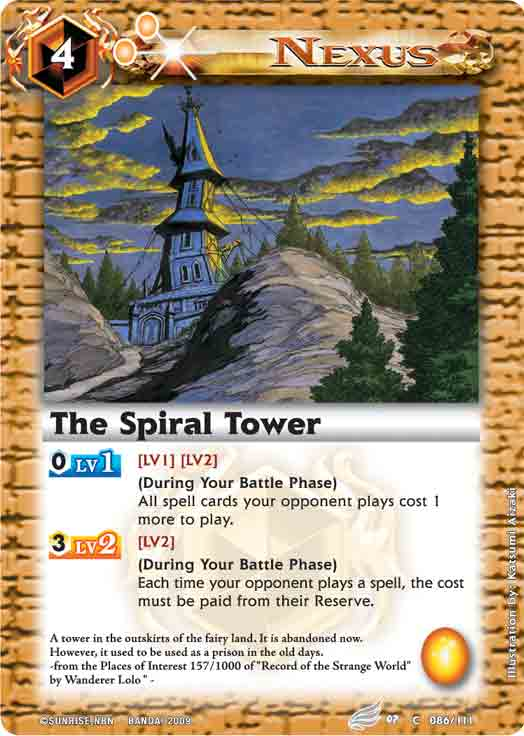 The Spiral Tower