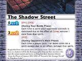 The Devil Shadow Street