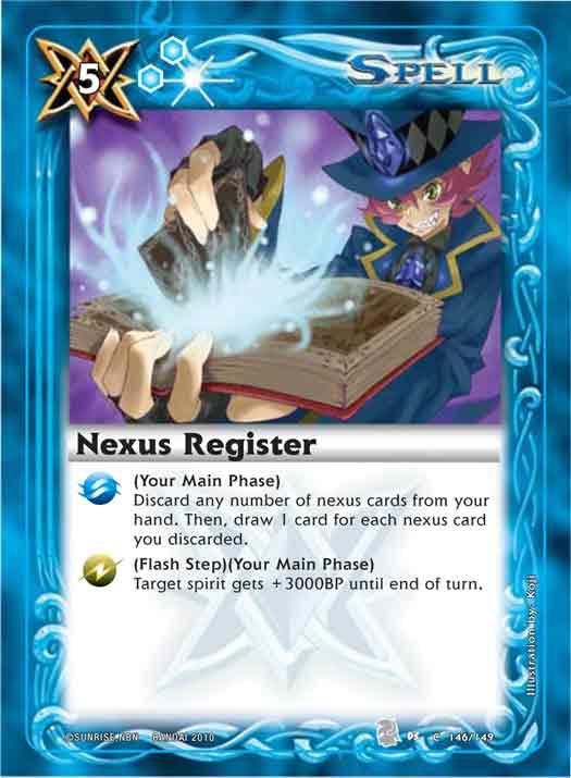 Nexus Register