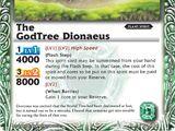 The GodTree Dionaeus