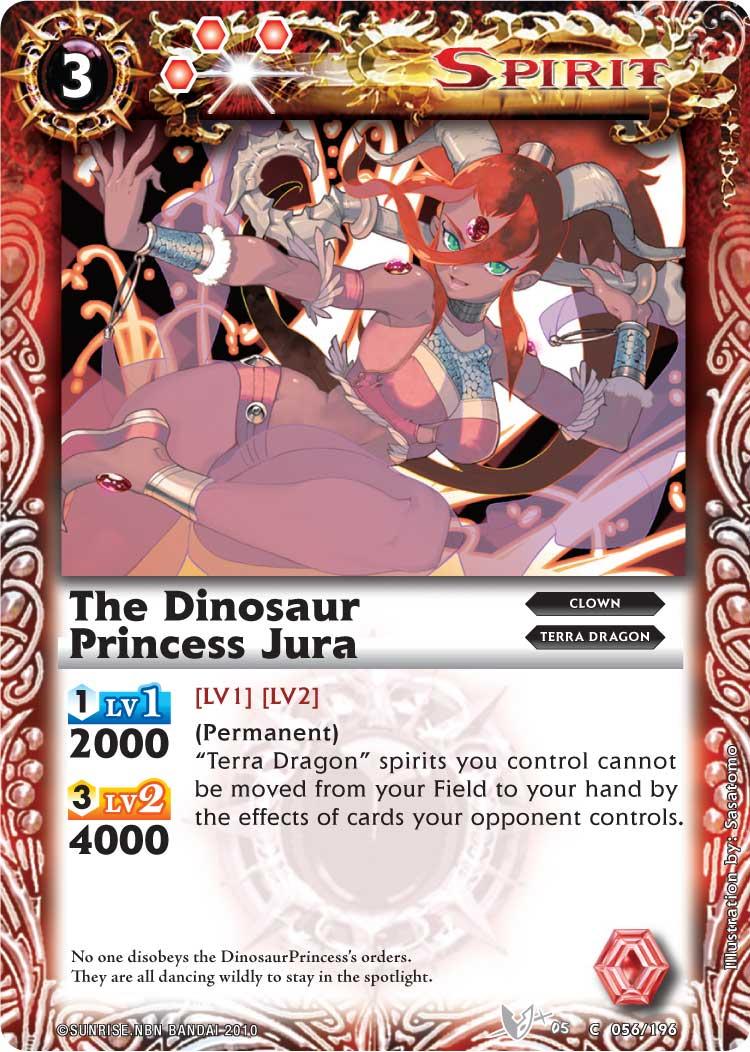 The DinosaurPrincess Jura