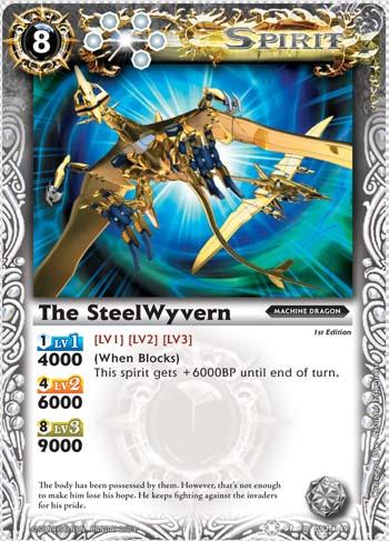 The SteelWyvern Valkyrious