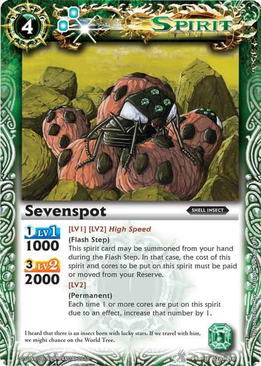 Sevenspot