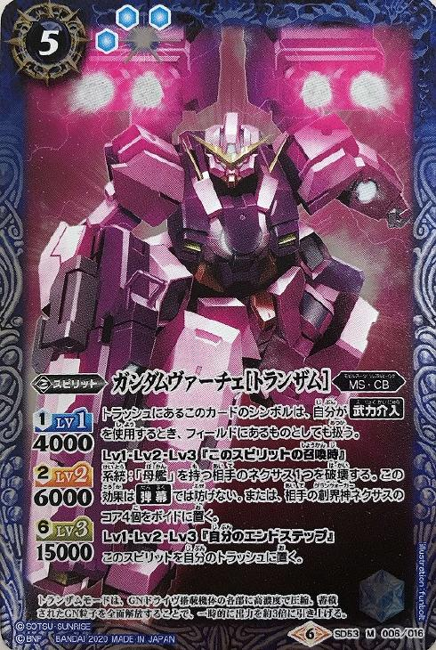 Gundam Virtue (Trans-Am)