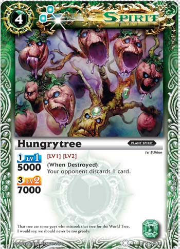 Hungrytree