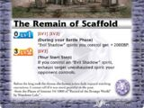 The Remain of Scaffold