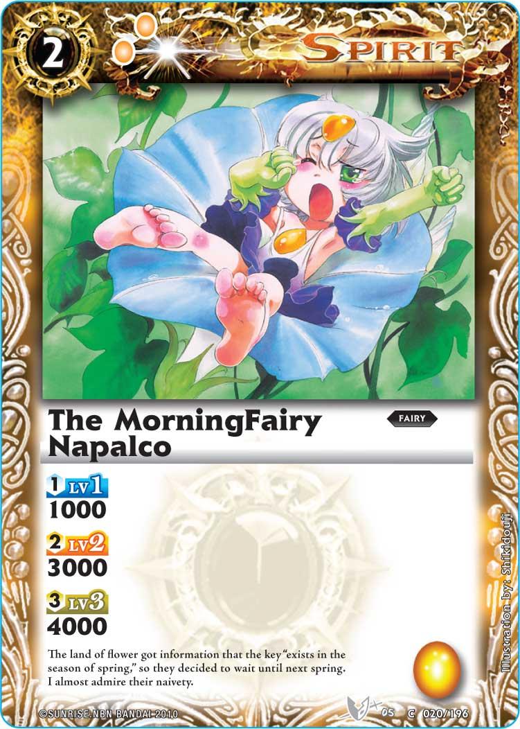 The MorningFairy Napalco