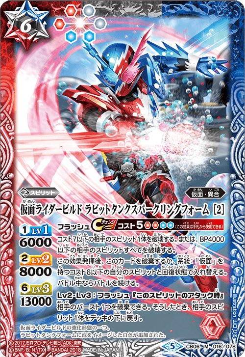 Kamen Rider Build RabbitTank Sparkling Form (2)