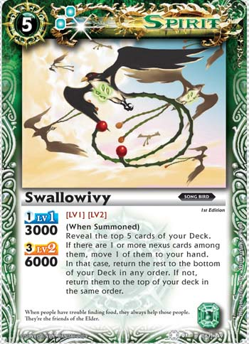 Swallowivy