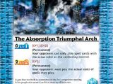 The Absorption Triumphal Arch